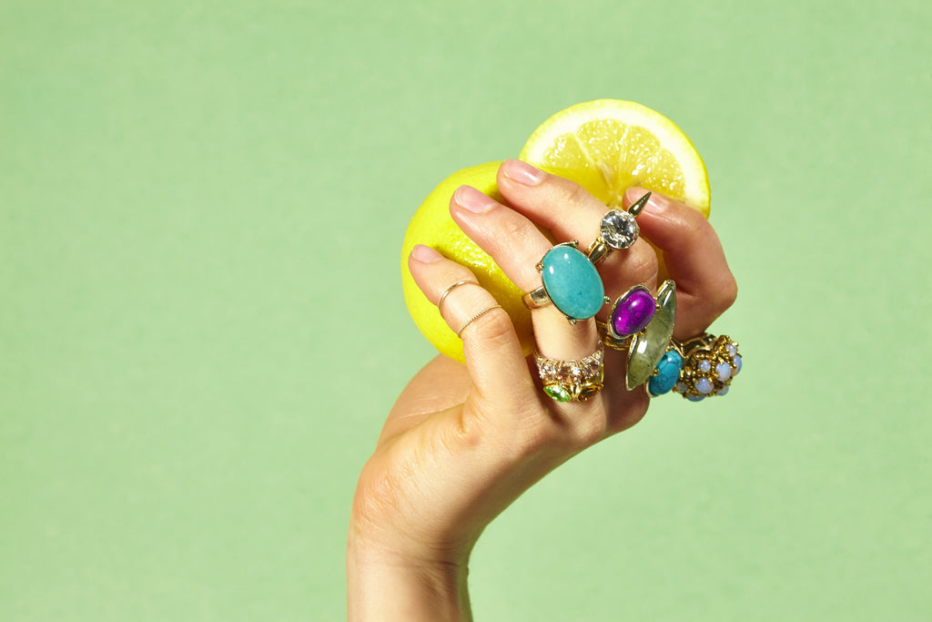 Juicy Jewels: A Refreshing Compliment To Any Look, Day Or Night. No Sugar  Added.