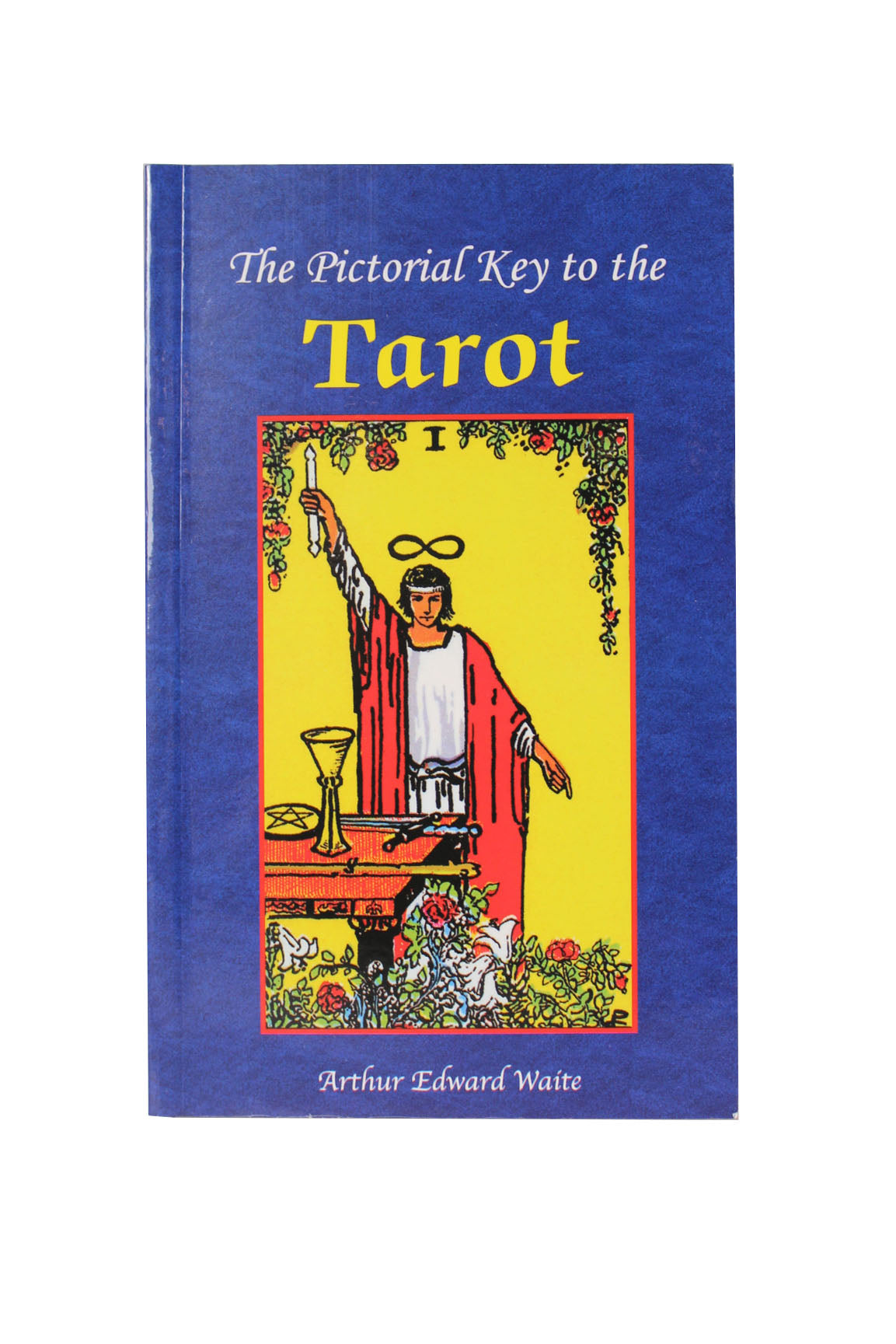 the pictorial key to the tarot book by arthur edward waite.