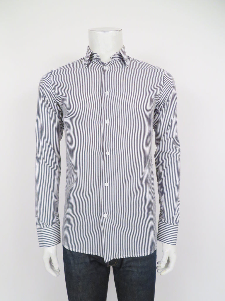 dior button down - vertical