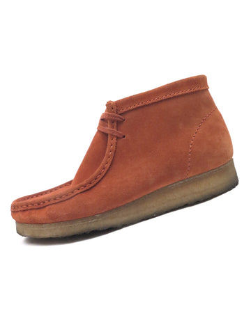 wallabee rust 9