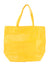 reserved marigold tote bag