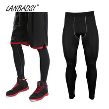 Sporty Crossfit Bodybuilding Compression Tights