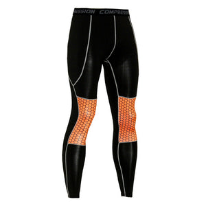 Cool Print Crossfit Compression Tights