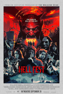 Hell Fest - A Crimson Screen Collectibles Film Review