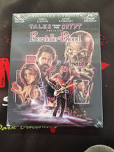Tales from the Crypt Presents: Bordello of Blood (Collector's Edition) w/slipcover - The Crimson Screen Collectibles, horror movie collectibles, horror movie toys, horror movies, blu-rays, dvds, vhs, NECA Toys, Mezco Toyz, Pop!, Shout Factory, Scream Factory, Arrow Video, Severin Films, Horror t-shirts