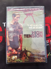 High Tension (DVD) - The Crimson Screen Collectibles, horror movie collectibles, horror movie toys, horror movies, blu-rays, dvds, vhs, NECA Toys, Mezco Toyz, Pop!, Shout Factory, Scream Factory, Arrow Video, Severin Films, Horror t-shirts