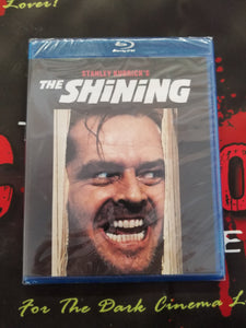 The Shining (Blu-Ray) - The Crimson Screen Collectibles, horror movie collectibles, horror movie toys, horror movies, blu-rays, dvds, vhs, NECA Toys, Mezco Toyz, Pop!, Shout Factory, Scream Factory, Arrow Video, Severin Films, Horror t-shirts