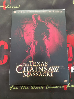 The Texas Chainsaw Massacre (2003, Used, DVD)