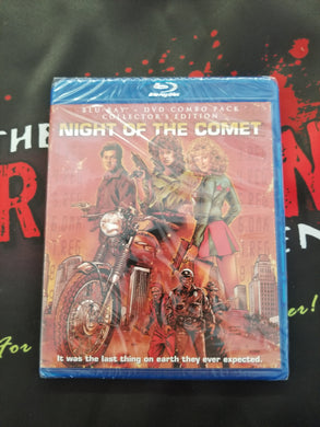 Night of the Comet - The Crimson Screen Collectibles