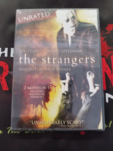 The Strangers (Used, Dvd) - The Crimson Screen Collectibles, horror movie collectibles, horror movie toys, horror movies, blu-rays, dvds, vhs, NECA Toys, Mezco Toyz, Pop!, Shout Factory, Scream Factory, Arrow Video, Severin Films, Horror t-shirts