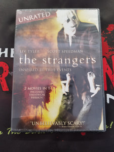 The Strangers (Used, Dvd) - The Crimson Screen Collectibles