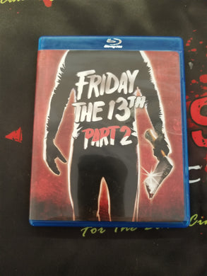 Friday the 13th: Part 2 (Used, Blu Ray)
