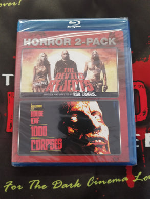 House of 1000 Corpses/The Devils Reject's - The Crimson Screen Collectibles