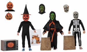"Halloween 3: Season of the Witch - 6"" Clothes figures (SOLD OUT) - The Crimson Screen Collectibles, horror movie collectibles, horror movie toys, horror movies, blu-rays, dvds, vhs, NECA Toys, Mezco Toyz, Pop!, Shout Factory, Scream Factory, Arrow Video, Severin Films, Horror t-shirts"