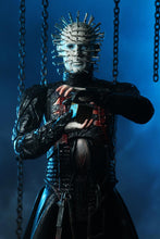 "Hellraiser - 7"" Scale Action Figure - Ultimate Pinhead (PRE-ORDER) - The Crimson Screen Collectibles, horror movie collectibles, horror movie toys, horror movies, blu-rays, dvds, vhs, NECA Toys, Mezco Toyz, Pop!, Shout Factory, Scream Factory, Arrow Video, Severin Films, Horror t-shirts"