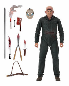"Friday the 13th: Part V: A New Beginning 7"" Ultimate Roy Burns (IN STOCK) - The Crimson Screen Collectibles, horror movie collectibles, horror movie toys, horror movies, blu-rays, dvds, vhs, NECA Toys, Mezco Toyz, Pop!, Shout Factory, Scream Factory, Arrow Video, Severin Films, Horror t-shirts"