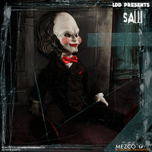 LDD PRESENTS Saw: Billy (PRE-ORDER) - The Crimson Screen Collectibles, horror movie collectibles, horror movie toys, horror movies, blu-rays, dvds, vhs, NECA Toys, Mezco Toyz, Pop!, Shout Factory, Scream Factory, Arrow Video, Severin Films, Horror t-shirts