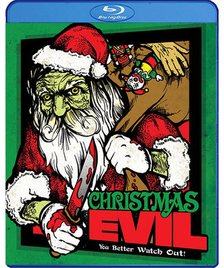 Christmax Evil (Blu-Ray) - The Crimson Screen Collectibles