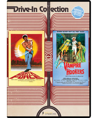 Drive-in Collection: Death Force/Vampire Hookers (DVD)