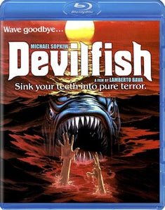 MONSTER SHARK-AKA DEVILFISH (BLU-RAY/1984/WS 1.78)