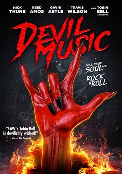DEVIL MUSIC (DVD) - The Crimson Screen Collectibles, horror movie collectibles, horror movie toys, horror movies, blu-rays, dvds, vhs, NECA Toys, Mezco Toyz, Pop!, Shout Factory, Scream Factory, Arrow Video, Severin Films, Horror t-shirts
