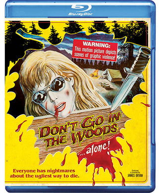 Don't Go Into The Woods...Alone! (Blu-Ray)