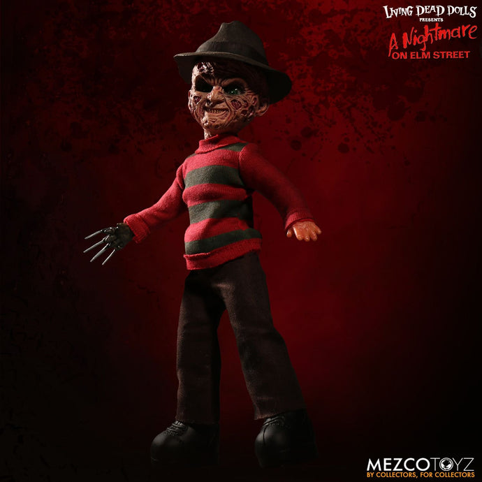 Freddy Krueger - Living Dead Doll (IN STOCK NOW!)