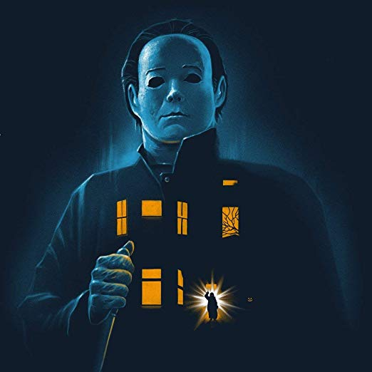 Halloween 4: The Return of Michael Myers Original Soundtrack (IN-STOCK) - The Crimson Screen Collectibles, horror movie collectibles, horror movie toys, horror movies, blu-rays, dvds, vhs, NECA Toys, Mezco Toyz, Pop!, Shout Factory, Scream Factory, Arrow Video, Severin Films, Horror t-shirts