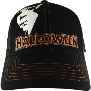 Halloween Baseball Cap - The Crimson Screen Collectibles, horror movie collectibles, horror movie toys, horror movies, blu-rays, dvds, vhs, NECA Toys, Mezco Toyz, Pop!, Shout Factory, Scream Factory, Arrow Video, Severin Films, Horror t-shirts