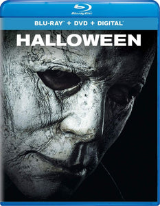 HALLOWEEN 2018 (BLU-RAY/DVD/DIGITAL) - The Crimson Screen Collectibles, horror movie collectibles, horror movie toys, horror movies, blu-rays, dvds, vhs, NECA Toys, Mezco Toyz, Pop!, Shout Factory, Scream Factory, Arrow Video, Severin Films, Horror t-shirts