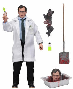 "Herbert West 8"" Retro (Re-Animator) Figure (In Stock Now)"