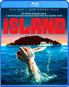 The Island (Blu-Ray) - The Crimson Screen Collectibles, horror movie collectibles, horror movie toys, horror movies, blu-rays, dvds, vhs, NECA Toys, Mezco Toyz, Pop!, Shout Factory, Scream Factory, Arrow Video, Severin Films, Horror t-shirts