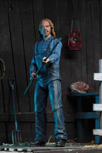 "Friday the 13th - 7"" Scale Action Figure - Ultimate Jason Part 2 - The Crimson Screen Collectibles, horror movie collectibles, horror movie toys, horror movies, blu-rays, dvds, vhs, NECA Toys, Mezco Toyz, Pop!, Shout Factory, Scream Factory, Arrow Video, Severin Films, Horror t-shirts"