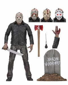 "Friday the 13th - 7"" Scale Action Figure - Ultimate Part 5 ""Dream Sequence"" Jason"