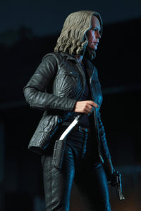 "Halloween (2018) - 7"" Scale Action Figure - Ultimate Laurie Strode (IN STOCK) - The Crimson Screen Collectibles, horror movie collectibles, horror movie toys, horror movies, blu-rays, dvds, vhs, NECA Toys, Mezco Toyz, Pop!, Shout Factory, Scream Factory, Arrow Video, Severin Films, Horror t-shirts"