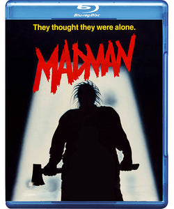 Madman (Blu-Ray) - The Crimson Screen Collectibles, horror movie collectibles, horror movie toys, horror movies, blu-rays, dvds, vhs, NECA Toys, Mezco Toyz, Pop!, Shout Factory, Scream Factory, Arrow Video, Severin Films, Horror t-shirts