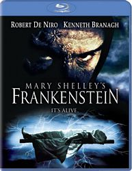 Mary Shelly's Frankenstein (Blu-Ray) - The Crimson Screen Collectibles, horror movie collectibles, horror movie toys, horror movies, blu-rays, dvds, vhs, NECA Toys, Mezco Toyz, Pop!, Shout Factory, Scream Factory, Arrow Video, Severin Films, Horror t-shirts
