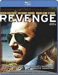 Revenge (Unrated Director's Cut) - The Crimson Screen Collectibles, horror movie collectibles, horror movie toys, horror movies, blu-rays, dvds, vhs, NECA Toys, Mezco Toyz, Pop!, Shout Factory, Scream Factory, Arrow Video, Severin Films, Horror t-shirts