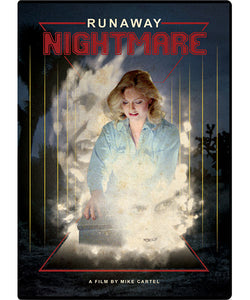 Runaway Nightmare (DVD) - The Crimson Screen Collectibles, horror movie collectibles, horror movie toys, horror movies, blu-rays, dvds, vhs, NECA Toys, Mezco Toyz, Pop!, Shout Factory, Scream Factory, Arrow Video, Severin Films, Horror t-shirts