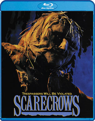 Scarecrows (Special Edition Blu-Ray) - The Crimson Screen Collectibles, horror movie collectibles, horror movie toys, horror movies, blu-rays, dvds, vhs, NECA Toys, Mezco Toyz, Pop!, Shout Factory, Scream Factory, Arrow Video, Severin Films, Horror t-shirts