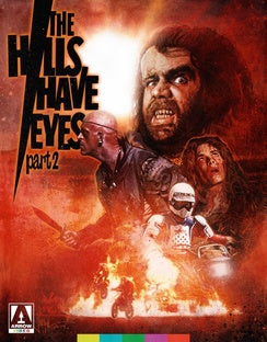 The Hills Have Eyes: Part 2  Special Edition (PRE-ORDER) - The Crimson Screen Collectibles, horror movie collectibles, horror movie toys, horror movies, blu-rays, dvds, vhs, NECA Toys, Mezco Toyz, Pop!, Shout Factory, Scream Factory, Arrow Video, Severin Films, Horror t-shirts
