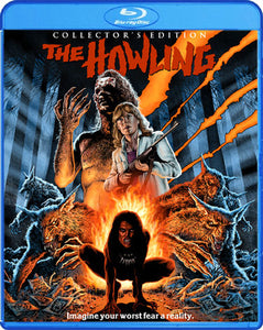 The Howling (Collector's Edition) - The Crimson Screen Collectibles, horror movie collectibles, horror movie toys, horror movies, blu-rays, dvds, vhs, NECA Toys, Mezco Toyz, Pop!, Shout Factory, Scream Factory, Arrow Video, Severin Films, Horror t-shirts