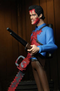 "Toony Terrors - 6"" Action Figure - Series 5 - Ash Williams (PRE-ORDER) - The Crimson Screen Collectibles, horror movie collectibles, horror movie toys, horror movies, blu-rays, dvds, vhs, NECA Toys, Mezco Toyz, Pop!, Shout Factory, Scream Factory, Arrow Video, Severin Films, Horror t-shirts"