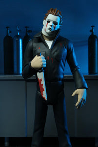 "Toony Terrors - 6"" Action Figure - Series 5 - Michael Myers (PRE-ORDER) - The Crimson Screen Collectibles, horror movie collectibles, horror movie toys, horror movies, blu-rays, dvds, vhs, NECA Toys, Mezco Toyz, Pop!, Shout Factory, Scream Factory, Arrow Video, Severin Films, Horror t-shirts"