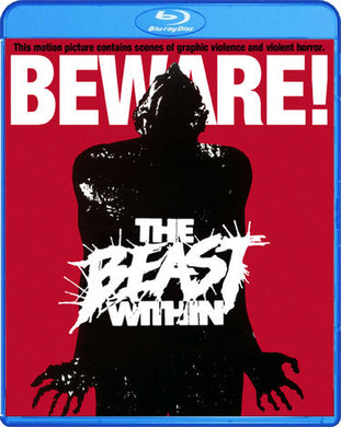 The Beast Within (Blu-Ray) - The Crimson Screen Collectibles, horror movie collectibles, horror movie toys, horror movies, blu-rays, dvds, vhs, NECA Toys, Mezco Toyz, Pop!, Shout Factory, Scream Factory, Arrow Video, Severin Films, Horror t-shirts