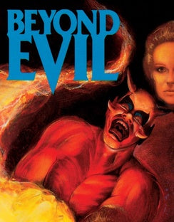 BEYOND EVIL (BLU-RAY/DVD COMBO) - The Crimson Screen Collectibles, horror movie collectibles, horror movie toys, horror movies, blu-rays, dvds, vhs, NECA Toys, Mezco Toyz, Pop!, Shout Factory, Scream Factory, Arrow Video, Severin Films, Horror t-shirts