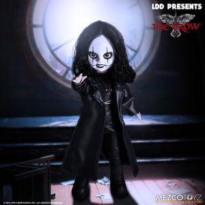 LDD Presents:  The Crow (PRE-ORDER) - The Crimson Screen Collectibles, horror movie collectibles, horror movie toys, horror movies, blu-rays, dvds, vhs, NECA Toys, Mezco Toyz, Pop!, Shout Factory, Scream Factory, Arrow Video, Severin Films, Horror t-shirts