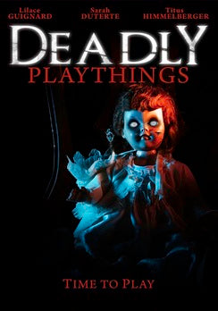 DEADLY PLAYTHINGS (DVD) - The Crimson Screen Collectibles, horror movie collectibles, horror movie toys, horror movies, blu-rays, dvds, vhs, NECA Toys, Mezco Toyz, Pop!, Shout Factory, Scream Factory, Arrow Video, Severin Films, Horror t-shirts