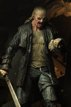 "Friday the 13th - 7"" Scale Action Figure - Ultimate Jason (2009) - NECA (IN STOCK) - The Crimson Screen Collectibles, horror movie collectibles, horror movie toys, horror movies, blu-rays, dvds, vhs, NECA Toys, Mezco Toyz, Pop!, Shout Factory, Scream Factory, Arrow Video, Severin Films, Horror t-shirts"
