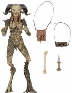 "Guillermo Del Toro Signature Collection - 7"" Scale Action Figure - Faun (Pan's Labyrinth)"